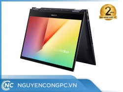 Laptop ASUS VivoBook Flip TM420IA-EC031T (R5-4500U/8GB-RAM/512GB-SSD/14-FHD-Touch/Win10/Xoay/Đen)