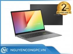 Laptop ASUS VivoBook S533EQ-BN161T (i5-1135G7/8GB-RAM/512GB-SSD/15.6-FHD/MX350-2GB/Win10/Đen)