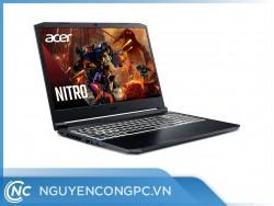 Laptop Acer Gaming Nitro 5 AN515-45-R3SM (R5-5600H | 8GBRAM | 512GBSSD | GTX1650-4GB | 15.6FHDIPS144Hz | Đen | NH.QBMSV.005)