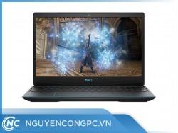 "Laptop Dell Gaming G3 3500 70223130 (Core i5-10300H/8Gb (2x4Gb)/ 1Tb +256Gb SSD/15.6"" FHD/GTX 1650 4GB/Win10/Black)"