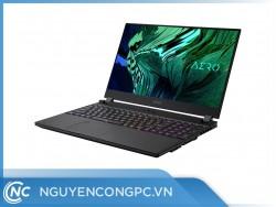 Laptop Gigabyte AERO 15 OLED XD 73S1624GH (i7-11800H/15.6-UHD/RTX-3070-8GB/RAM-16GB/SSD-1TB/Win10)