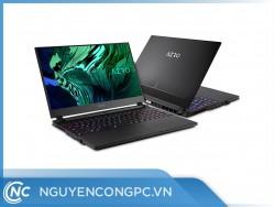 Laptop Gigabyte AERO 15 OLED YD 72S1624GH (i7-11800H/RTX-3080-8GB/15.6-UHD/RAM-16GB/SSD-1TB)