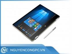 Laptop HP Pavilion x360 14-dw1018TU 2H3N6PA (i5-1135G7/RAM-8GB/SSD-512GB/14Inch/FHD/Vàng/Win10H)