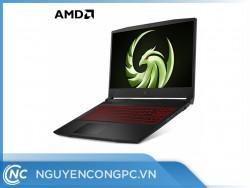 Laptop MSI Bravo 15 B5DD 027VN (Ryzen 5-5600H   8GB   512GB   RX 5500M 4GB   15.6 inch FHD   Win10   Đen)