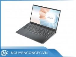 Laptop MSI Modern 14 B5M 014VN (R5-5500U   8GB-RAM   512GB-SSD   14-FHD   Win10   Xám)
