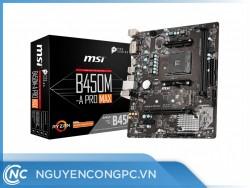 Mainboard MSI B450M-A PRO MAX