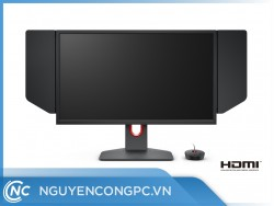 Màn hình Gaming Esports BenQ ZOWIE XL2546K (240Hz / 24.5 inch)