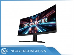 "Màn Hình Cong GIGABYTE G27FC A-EK (27""/FHD/VA/165Hz/1ms)"