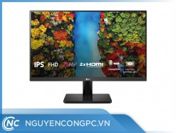 Màn Hình LG 24MP500-B (23.8inch/FHD/IPS/75Hz/FreeSync)
