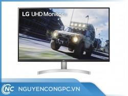 Màn Hình LG 32UN500-W (31.5inch/4K/VA/HDR10/60Hz/Loa/FreeSync)