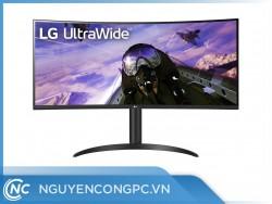 Màn Hình Cong LG 34WP65C-B (34inch/WQHD/VA/160Hz/1ms/10bit/HDR/FreeSync)
