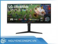 Màn Hình LG 34WP65G-B (34inch/IPS/UFHD/FreeSync/HDR400/USB-C)