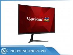 Màn Hình Cong ViewSonic VX2719-PC-MHD (27inch/FHD/VA/240Hz/1ms/Adaptive-Sync)