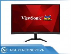 Màn Hình Cong Viewsonic VX2468-PC-MHD (24inch/FHD/VA/165Hz/1ms/FreeSync)