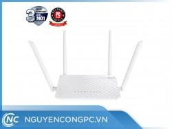Router Wifi ASUS RT-AC59U V2 White (Chuẩn AC1500 | AiMesh | 2 băng tần | USB)
