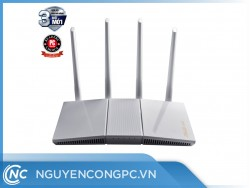 Gaming Router ASUS RT-AX55 Trắng (AX1800 2 băng tần | Wifi 6 | AiMesh | MU-MIMO | AiProtection)