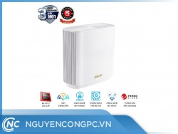 Router ASUS ZenWiFi AX (XT8) Trắng 1 Pack
