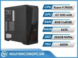 Bộ Máy Tính AMD Ryzen 9 3900X | RAM 8GB | GTX 1030 4GB