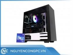 Bộ Máy Tính Intel Core i7 10700k | ️RAM 32GB | VGA RTX 2060 6G