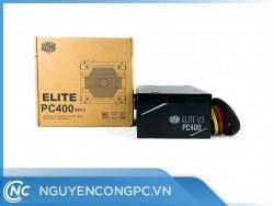 Nguồn Máy Tính Cooler Master Elite PC400 Ver.3 (400W/230V/PFC)