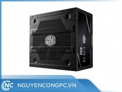 Nguồn Cooler Master Elite V4 400 230V (400W/80 PLUS Standard/Active PFC) Bulk