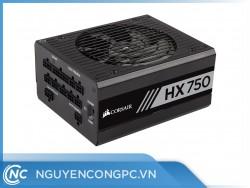 Nguồn Máy Tính Corsair HX750 (750W   80 Plus Platinum   Fully Modular)