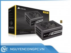 Nguồn Corsair RMx Series RM1000x (1000W/80 Plus Gold/Modular)