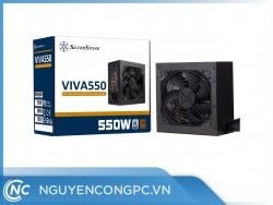 Nguồn SilverStone VIVA 550 Bronze