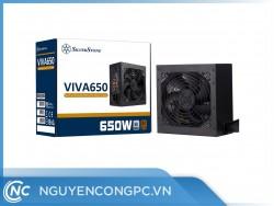 Nguồn SilverStone VIVA 650 Bronze