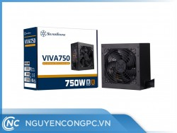 Nguồn SilverStone VIVA 750 Bronze
