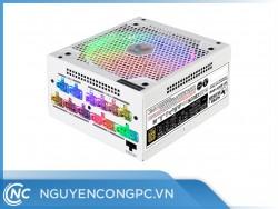 Nguồn Super Flower LEADEX III Gold ARGB 650W (80 Plus Gold/Full modular/SF-650F14RG) (WHITE)