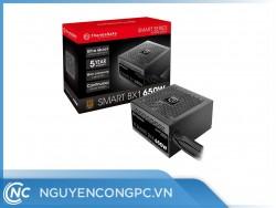 Nguồn Thermaltake Smart BX1 650W (80 PLUS Bronze/Active PFC)