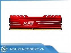 RAM ADATA XPG GAMMIX D10 8GB (1x8GB) DDR4 3000MHz Đỏ