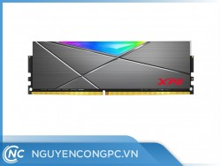 RAM ADATA XPG Spectrix D50 8GB Bus 3200 DDR4 TUNGSTEN GREY RGB
