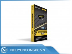 RAM Corsair Vengeance LPX 8GB (1x8GB) 3200MHz Black DDR4