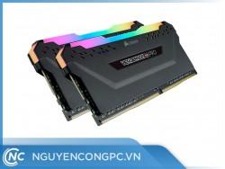 Ram Corsair Vengeance PRO RGB 32GB (2x16GB) DDR4 3600MHz (CMW32GX4M2D3600C18)