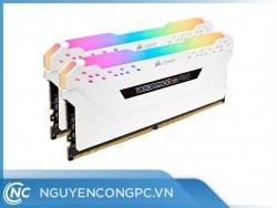 RAM Corsair Vengeance RGB Pro White 16GB (2x8GB) DDR4 3200MHz