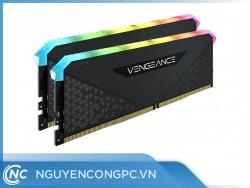 RAM Corsair Vengeance RGB RS 16GB (DDR4 | 2x 8GB | 3600MHz | C18 | XMP2.0)