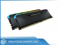 RAM Corsair Vengeance RGB RS 32GB (DDR4 | 2x 16GB | 3200MHz | C16 | XMP2.0)