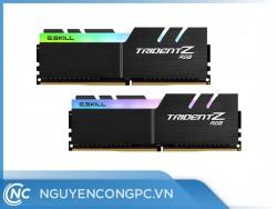RAM G.Skill Trident Z RGB 16GB (2x8GB) Bus 3600MHz CL19 DDR4 (F4-3600C19D-16GTZRB)