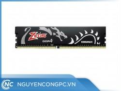RAM KINGMAX Zeus 16GB (1x16GB) bus 3000Mhz DDR4
