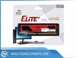 Ram TEAMGROUP Elite Plus 16G (1x16GB) Bus 3200 DDR4 (TPRD416G3200HC22BK)