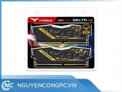 RAM TEAMGROUP T-Force Delta R TUF 32GB (16GBx2) Bus 3200 CL16 DDR4