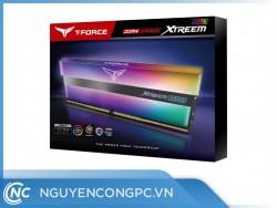 RAM TEAMGROUP T-Force Xtreem ARGB 16GB (8GBx2) Bus 4000 CL18 Black DDR4