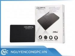 Ổ Cứng SSD Colorful SL500 240GB (Sata III | 2.5 Inch)