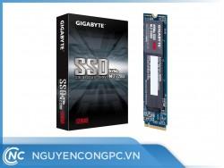 Ổ Cứng SSD Gigabyte 128GB M.2 2280 PCIe NVMe Gen 3x4 (Đọc 1550MB/s, Ghi 550MB/s)