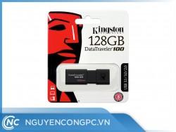 USB Kingston 128GB DataTraveler 100 G3