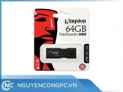 USB Kingston 64GB DataTraveler 100 G3
