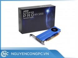Card Màn Hình AMD Radeon Pro WX 3200