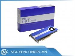 Card Màn Hình AMD Radeon Pro W5500